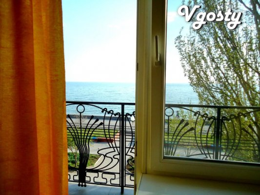 Rent an apartment in Berdyansk embankment - Apartments for daily rent from owners - Vgosty
