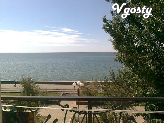 Comfortable apartment with sea views. - Apartments for daily rent from owners - Vgosty