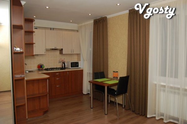 Daily and hourly to kvartira.ul.V.Chernovola ,1-2 - Apartments for daily rent from owners - Vgosty