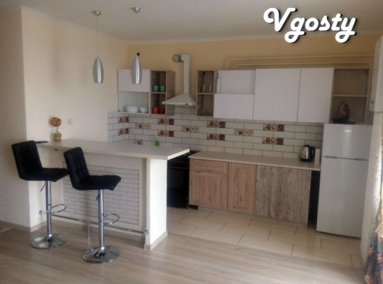 NEW apartment. All conditions! Premium class apartments.Evoremont 2017 - Apartments for daily rent from owners - Vgosty