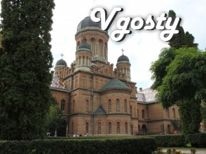Rooms in a private house + walking tours in Kamyanets-Podilskyi etc. - Apartments for daily rent from owners - Vgosty