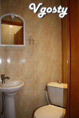 Cozy studio apartment in the center Yaltі - Apartments for daily rent from owners - Vgosty