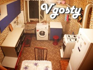 Its 4 rooms. CENTER - 3 min. to Deribasovskoy (str. Koblevskaya) - Apartments for daily rent from owners - Vgosty