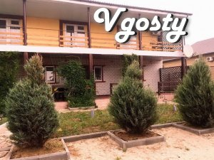 Rest on the Berdyansk spit, 50 m to the sea - Apartments for daily rent from owners - Vgosty