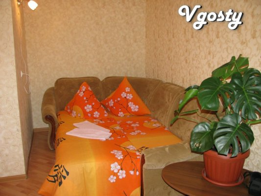 One bedroom apartment in the center with Wi-Fi !!! - Apartments for daily rent from owners - Vgosty
