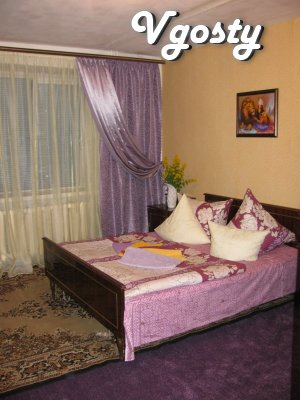 Odnokomnatnaya apartment on Sobornosty with Wi-Fi. - Apartments for daily rent from owners - Vgosty