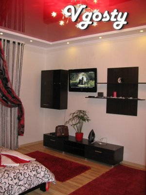 One-bedroom apartment with Wi-Fi near 'Tam-Tam' - Apartments for daily rent from owners - Vgosty