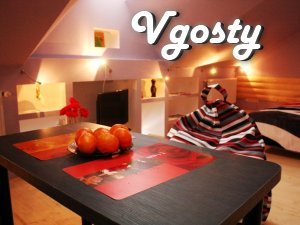 ATTIC in Austrian Lviv - Apartments for daily rent from owners - Vgosty