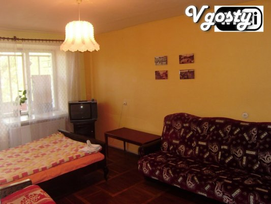 Apartment with WiFi near the railway, bus stations - Apartments for daily rent from owners - Vgosty