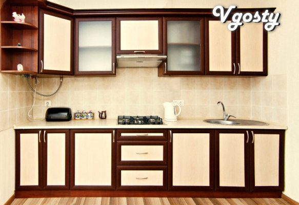 For man 4, 5 myn.ot pump room - Apartments for daily rent from owners - Vgosty