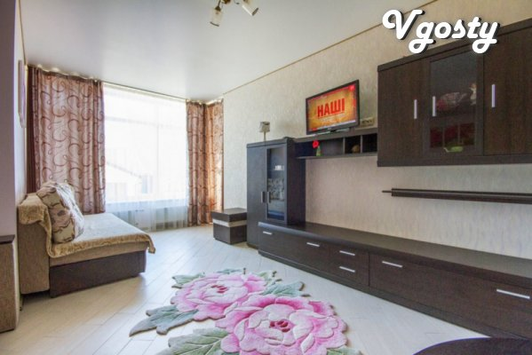 New apartment in the center - Apartments for daily rent from owners - Vgosty