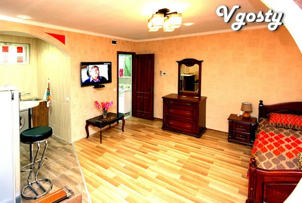 300m.vid byuvetu.VIP for 4 persons. - Apartments for daily rent from owners - Vgosty