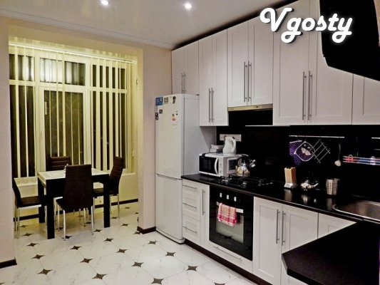 Luxury accommodation for 4 people - Apartments for daily rent from owners - Vgosty