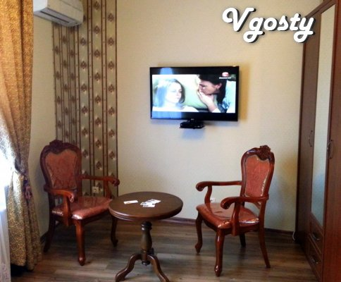 Luxury accommodation for 2-persons (300m.byuvet) - Apartments for daily rent from owners - Vgosty