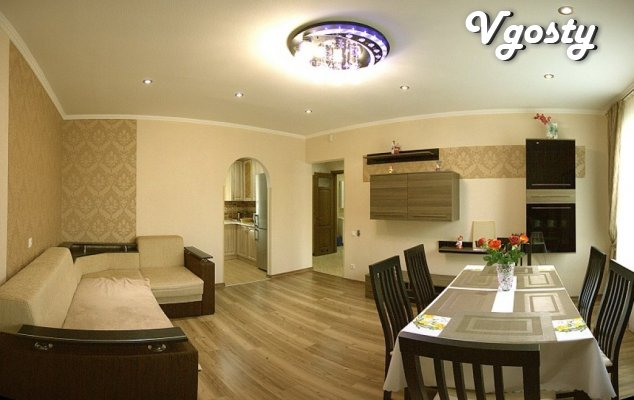 300m.byuvet, 2vo bedroom - Apartments for daily rent from owners - Vgosty