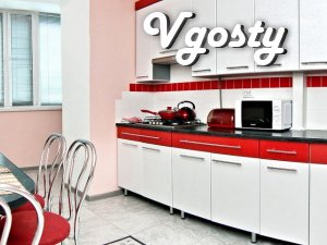 Elite house in the center - Apartments for daily rent from owners - Vgosty