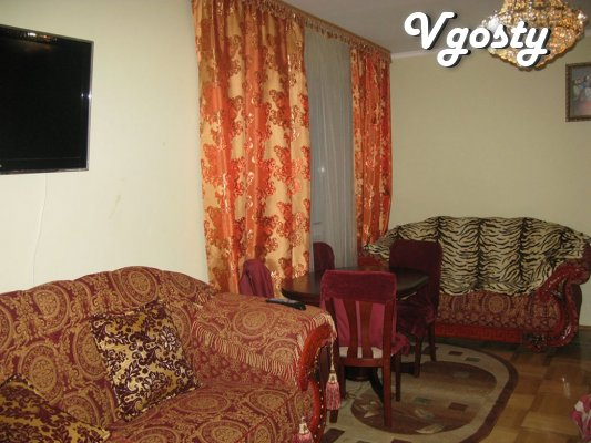 Rent zhylё in Truskavets center Kozyavkyna - Apartments for daily rent from owners - Vgosty