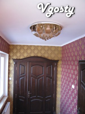 I rent a house in Truskavets near the center Kozijavkin - Apartments for daily rent from owners - Vgosty