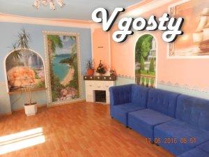 Хороша 1-кімнатна квартира біля моря - Квартири подобово без посередників - Vgosty