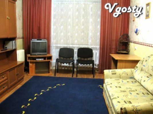 Rent / rent 2 bedroom in Rivne - Downtown - Apartments for daily rent from owners - Vgosty