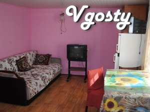 Rent in Yalta 2 room apartment by the sea - Apartments for daily rent from owners - Vgosty