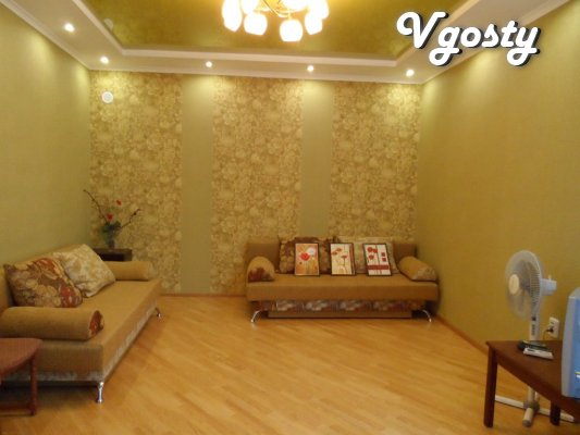 I rent half the house in the center of Feodosia - Apartments for daily rent from owners - Vgosty
