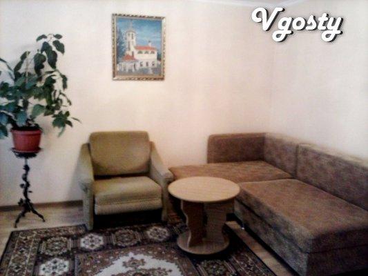 Apartment for rent in the center of Nikolaev - Apartments for daily rent from owners - Vgosty