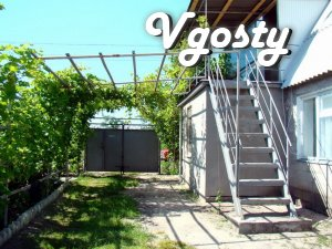 House of 100 m2 for 12 people, Horse (open sea) - Apartments for daily rent from owners - Vgosty