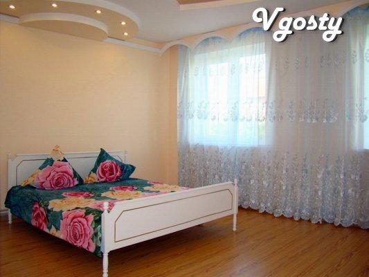 Сдам 2-х эт. Дом под ключ новой постройки - Apartments for daily rent from owners - Vgosty