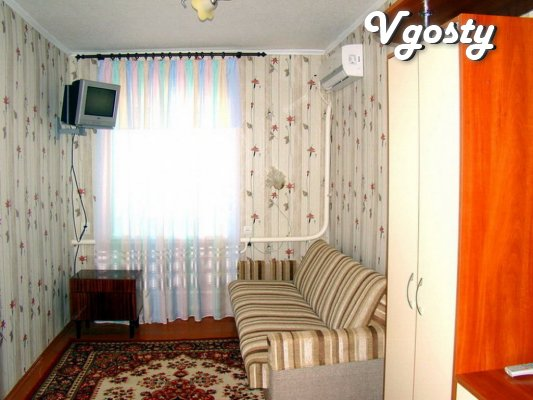Cozy rooms at the sea, Berdyansk - Apartments for daily rent from owners - Vgosty