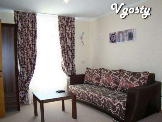 Luxury rooms Suite by the sea, Embankment - Apartments for daily rent from owners - Vgosty