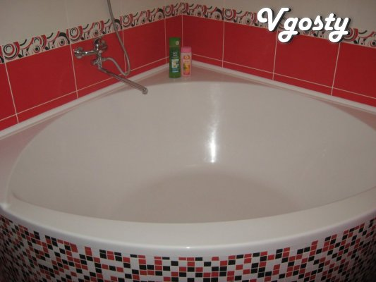 Подобово з ремонтом, р-н. Автовокзала. - Apartments for daily rent from owners - Vgosty