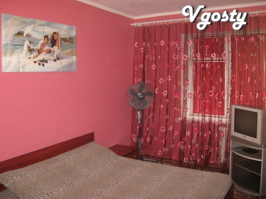 "1-bedroom apartment district. SEC ""Seagull"" - Apartments for daily rent from owners - Vgosty"