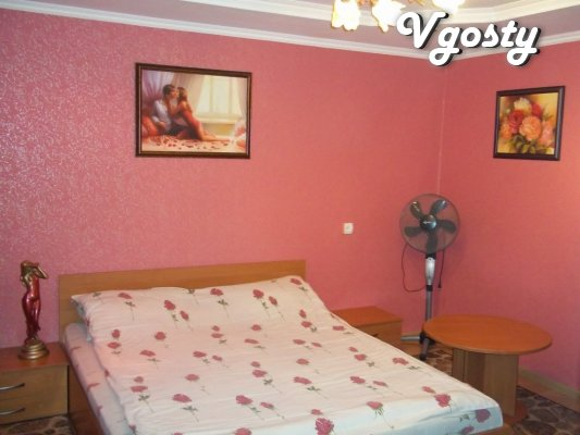 The apartment is renovated district. Bus station. - Apartments for daily rent from owners - Vgosty