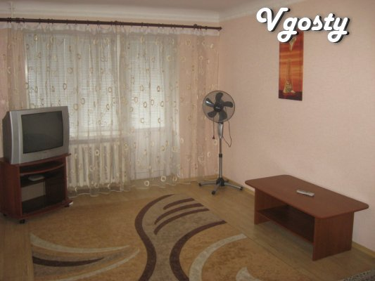 The apartment is renovated district. Istambula. - Apartments for daily rent from owners - Vgosty