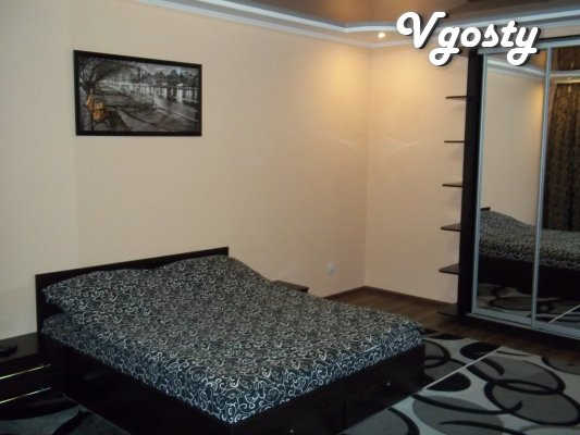 VIP - buildings. - Apartments for daily rent from owners - Vgosty