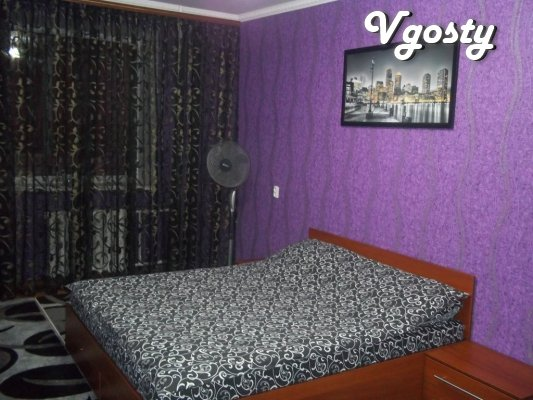 VIP - Jubilee. - Apartments for daily rent from owners - Vgosty