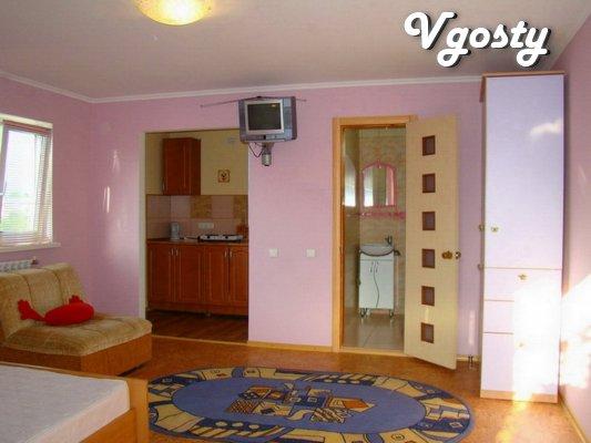 Комфортабельні номери (приватний сектор) - Квартири подобово без посередників - Vgosty