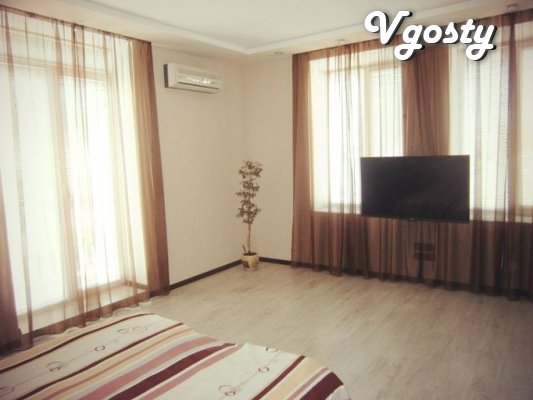 One-bedroom apartment suite, downtown - Apartments for daily rent from owners - Vgosty