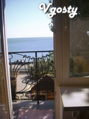 One bedroom apartment with sea views - Apartments for daily rent from owners - Vgosty