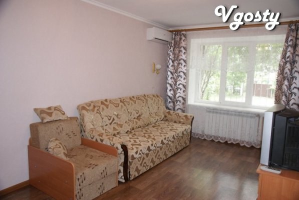 The apartment in the city center for rent - Apartments for daily rent from owners - Vgosty