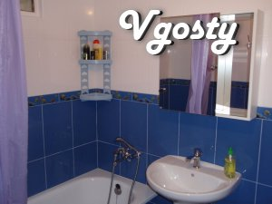 2-bedroom apartment in Simferopol - Apartments for daily rent from owners - Vgosty