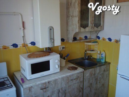 1 ko.kv.v Simferopole.posutochno. - Apartments for daily rent from owners - Vgosty
