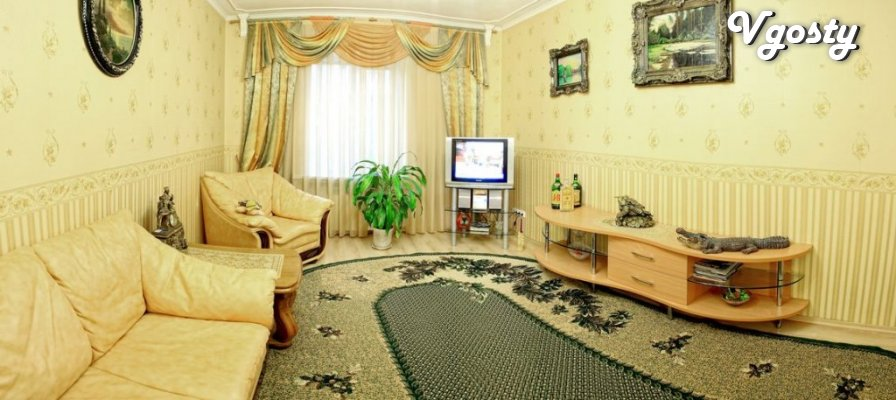 Large Luxury Apartment with own entrance in the center! - Apartments for daily rent from owners - Vgosty