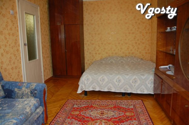 1-August 23 k.kv.metro - Apartments for daily rent from owners - Vgosty