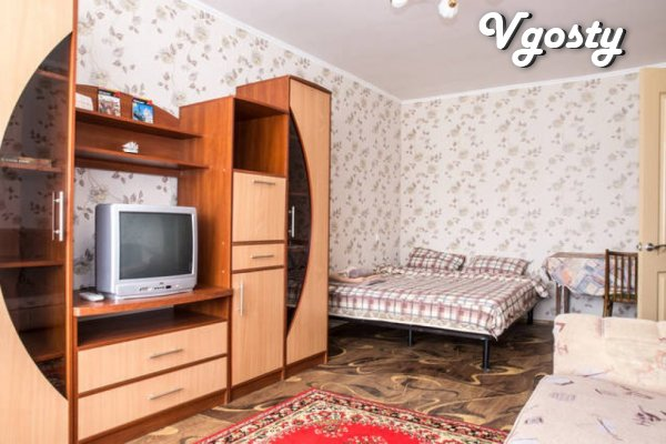 One bedroom apartment near the metro Botanical Garden - Apartments for daily rent from owners - Vgosty