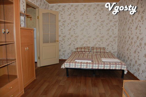 One bedroom apartment with renovated near the metro August 23 - Apartments for daily rent from owners - Vgosty