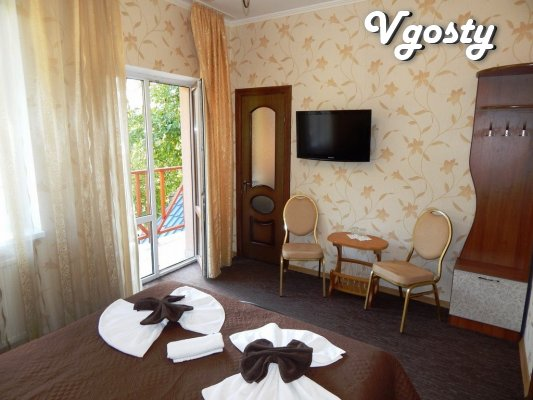 Rooms with vyzlyadom Mountain - Apartments for daily rent from owners - Vgosty