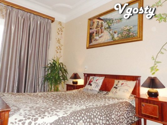 For rent apartment 1-for settlement Kotovskogo - Apartments for daily rent from owners - Vgosty