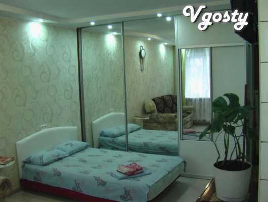 Rent 1 com. apartment, no commission on the Black Sea. - Apartments for daily rent from owners - Vgosty